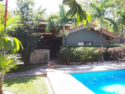 Photo for Private and Spacious, Remodeled 2 Bedroom/ 2 Bath Home in Tamarindo