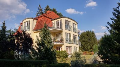 Photo for Fantastic apartment in a beautiful location! 100 m. to the Scharmützelsee!