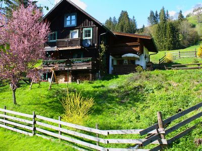 Photo for Comfortable self-catering chalet for up to 10 people. Amidst the ski and hiking area