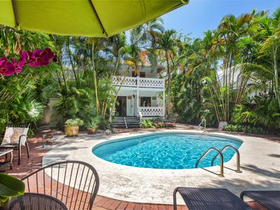 "Photo for SEA CONCH~ Gorgeous ""Old Town"" Home in Perfect Location! Heated Pool, Parking"
