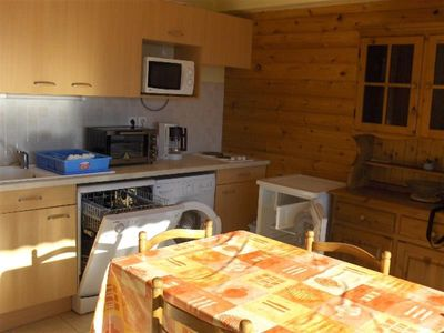 Photo for Apartment 6 people 2 bedrooms in chalet Joubelle 8-2 Réallon