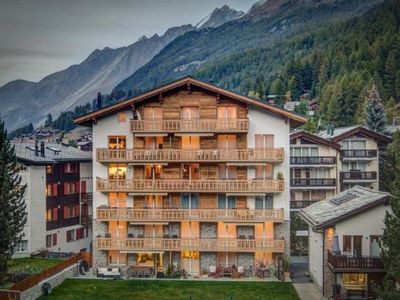 Photo for Holiday apartment Zermatt for 1 - 8 persons with 4 bedrooms - Holiday apartment