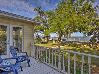 Photo for Waterfront Cottage on Indian River - Near Cocoa!