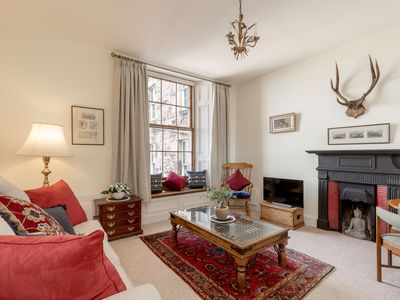 Photo for Stunning Panoramic Views: Heart of the Old Town Apartment