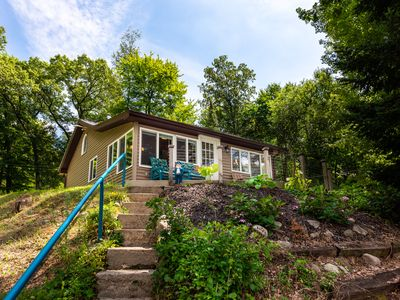 Photo for Peabody's Cottage, A Perfect Couples Getaway in the Pinckney Recreation Area