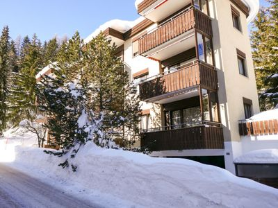 Photo for Apartment Albertistrasse in Davos - 4 persons, 1 bedrooms