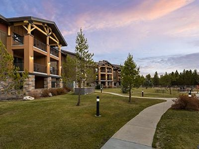 Photo for Beautiful Worldmark Resort 2BR/2BA, one mile from Yellowstone Park entrance