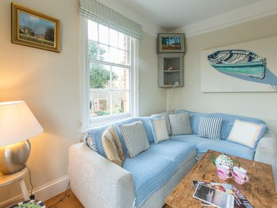 Photo for Lower Saltings - Ground floor apartment close to Aldeburgh beach & town center