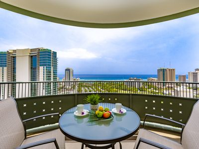Photo for Lanikea At Waikiki Luxury condo in Waikiki with parking