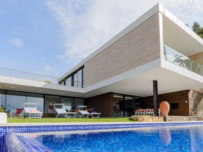 Photo for DANLUX LUCIA. LUXURY VILLA WITH SWIMMING POOL