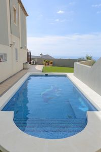 Photo for A house with wonderful views of Tenerife South, La Gomera and sunsets