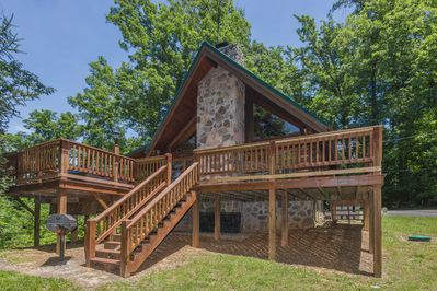 98fc4450c79a73 Cloud Nine: Charming Mountain Cabin, Amazing Views! - Pigeon Forge