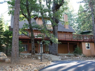 Photo for Paws and Reflect - Pet Friendly 3 Story Cabin - Sleeps 14