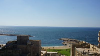 Photo for Sea View apt in the heart of Alex