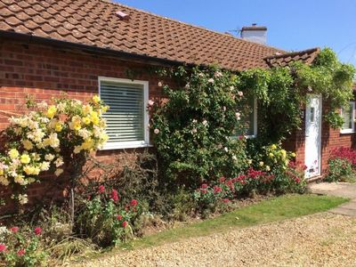 Photo for This delightful bungalow offers light and contemporary accommodation