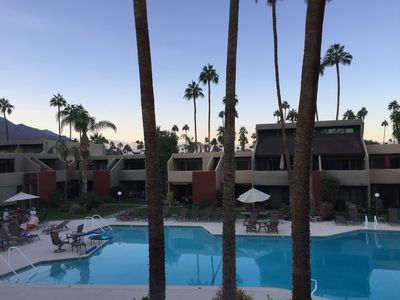 Photo for SmokeTree Raquet Club:  New Listing! Best Views in Complex!