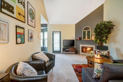 Living Room - Welcome to your Nashville vacation rental.