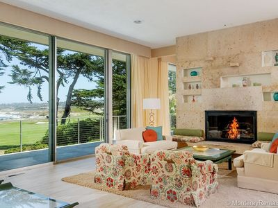 Living Room - Cypress Point
