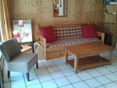 Photo for Serre Chevalier Chantemerle T2 + cabin for 6 people in DRC