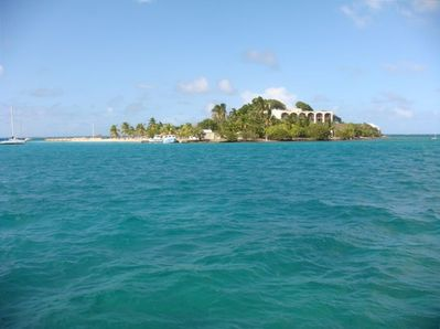 Welcome to the private island in the sunny Caribbean - USVI