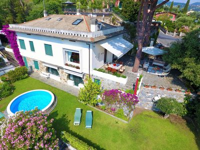 Photo for VILLA MINERVA by KlabHouse w/private pool&garden & Seaview