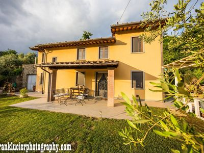 Photo for HOUSE / COTTAGE WITH GARDEN AND INDEPENDENT POOL- TUSCANY - PISTOIA