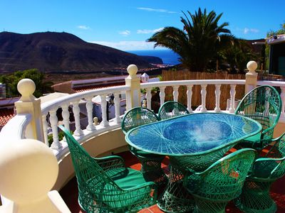 Photo for Calle La Punta - lovely 3 bed & private pool and wifi.