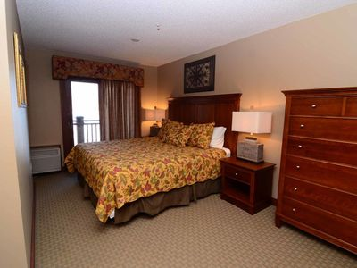 Photo for A211 - 1 Bedroom Lake View Suite at Lakefront Hotel