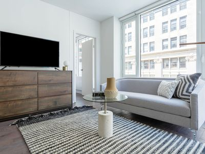 Photo for Sonder | Madison Ave | Modern 1BR + Gym