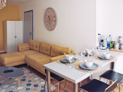 Photo for Stop 67, 5 minutes from the city center, tram, parking, wifi