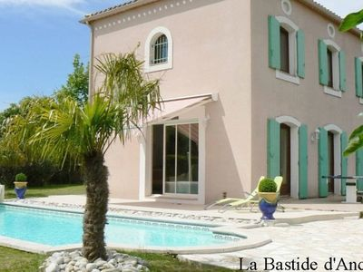 Photo for Detached villa in beautiful Carcassonne