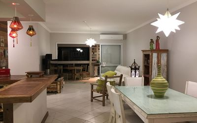 Photo for Apt in modulo 7, sleeps 8 people, 3 bedrooms, balcony with views to the mountains