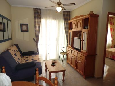 Photo for 2BR Apartment Vacation Rental in Torrevieja, Comunidad Valenciana