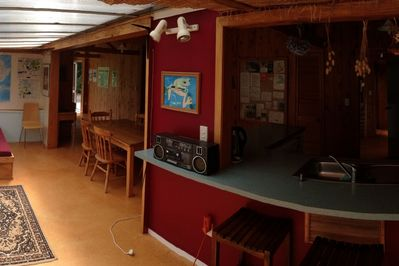 Kitchen and Dining (Panorama)