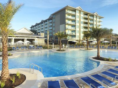 Photo for Available During RBC Golf Tournament Hilton Head - Oceanfront 2 Bedroom Unit