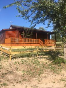 Photo for Cross Timbers Country Cabin
