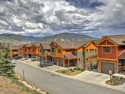 Photo for 4BR Townhome Vacation Rental in Silverthorne, Colorado