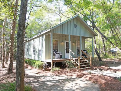 Photo for NEW TO MARKET, Cute Rustic Charming Cottage Just 5 Minutes From Fairhope AL!!
