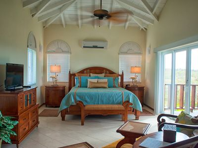 "Photo for Fountain Anguilla by ""Refined Retreats""~Penthouse Studio~Vaulted Ceilings~Walk to Shoal Bay!"