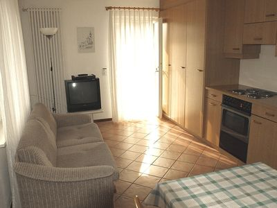 Photo for Apartment in Lugano with Internet, Garden (48301)