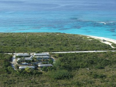 Our unit is the top right facing the Carribean Sea.