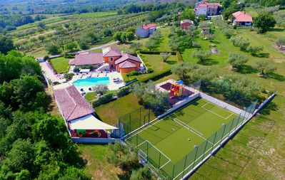 Photo for Villa GioAn with Private Playground ⚽ and Sea View 🌅