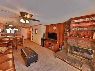 Photo for Wonderfully remodeled and decorated unit - the perfect mountain getaway!
