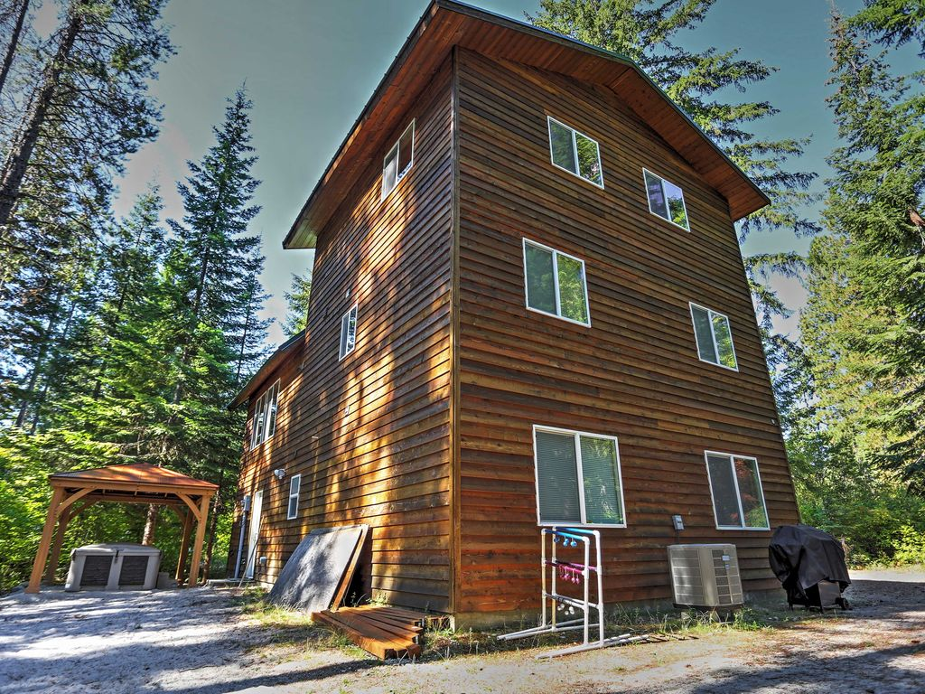 39 the pine chalet 39 secluded 4br leavenworth cabin plain for Leavenworth cabin rentals
