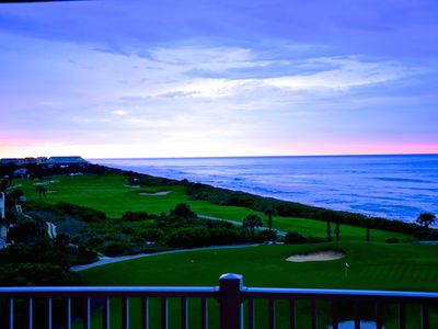 Photo for Cinnamon Beach 463 Penthouse: Ocean Front with Signature Golf Course Views