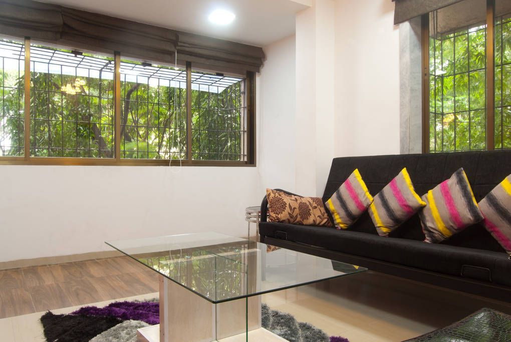 Navi Mumbai 1BR Apartment sleep 3