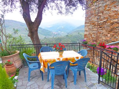 Photo for Casa Mamma Rosetta, a step away from the sea, from the Mountain and Bike Trail