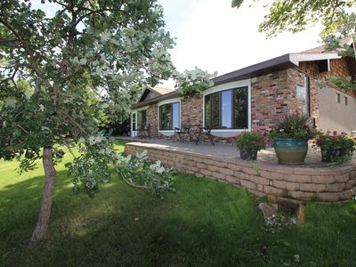 Photo for DETROIT LAKE HOME WITH BEAUTIFUL SUNSET VIEWS!