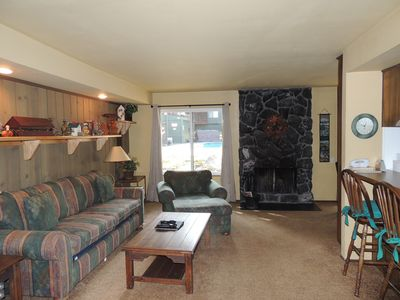 Photo for Corner Unit overlooking the pool, #147 is within walking distance to the Village