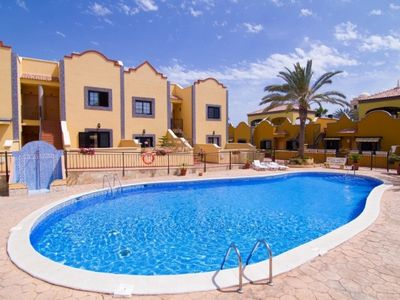 Photo for ANAYET, Charming Ground Floor Apartment in El Duque Costa Adeje, CAR INCLUDED
